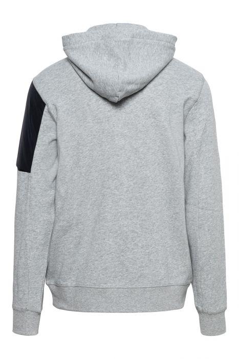 National Geographic Sweater Hood Pocket op de arm