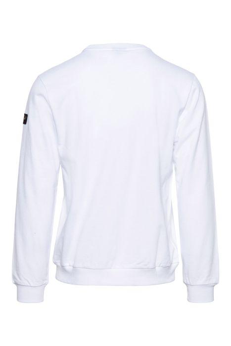 Paul & Shark Sweater Crew Neck  100% Organic Cotto