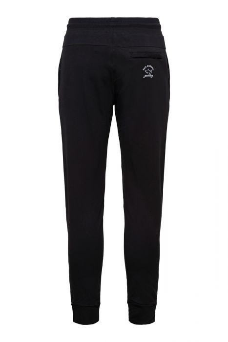 Paul & Shark Sweater Pants 75% Katoen 20% polyester Black
