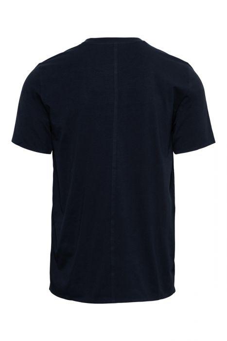 Paul & Shark T-Shirt Crew Neck 94% Katoen 6% Spand