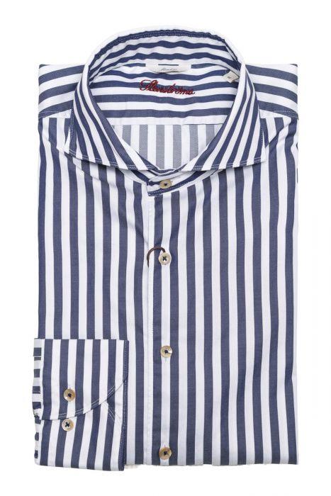 Stenstroms Overhemd 2ply Slimline