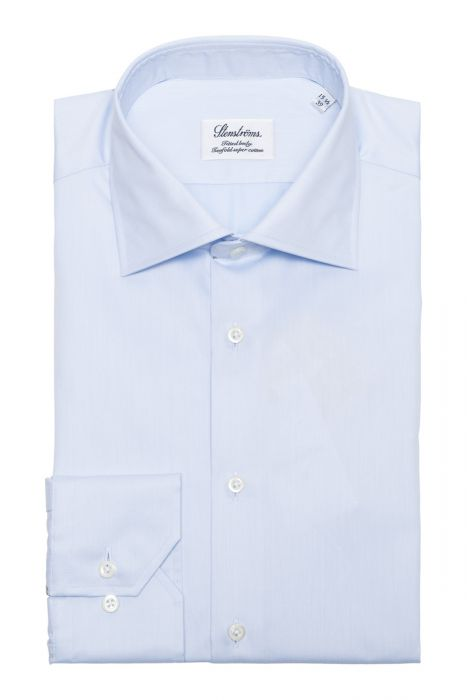 Stenstroms Overhemd Fitted Body 2 Ply Cotton