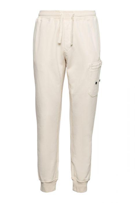 Stone Island Cotton Fleece Pants 100% Katoen