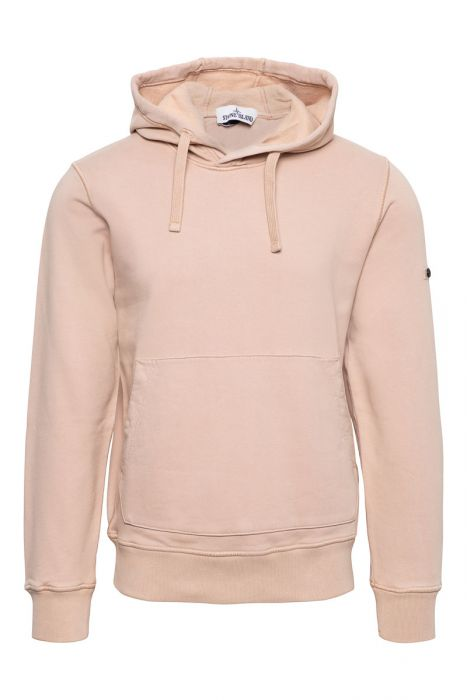 Stone Island Sweater Hoody 100% Katoen