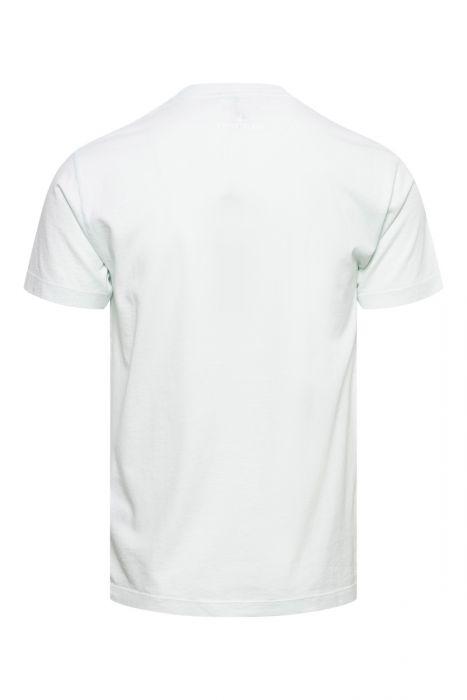 Stone Island T-Shirt Korte Mouw Cotton Print