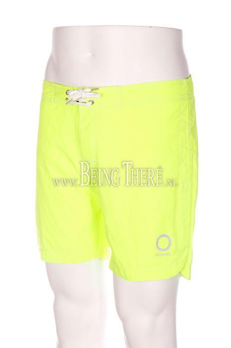 SUNSTRIPES Zwemshort Sunsand Yellow fluo