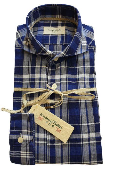 Tintoria Mattei Shirt 100% katoen