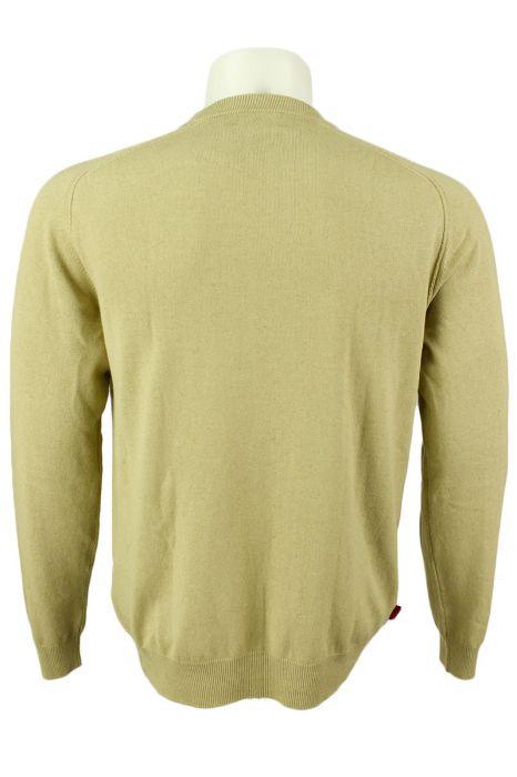Woolrich Cotton Linen GD Crewneck