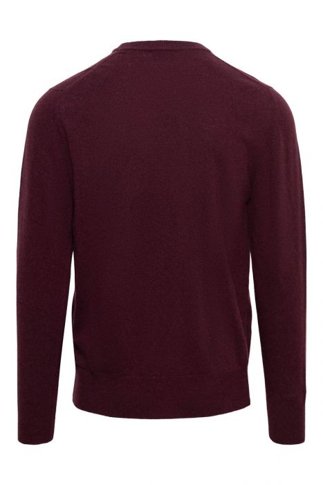 WOOLRICH Super Geelon V-Neck Made in Italy