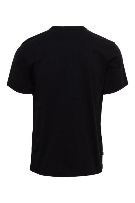 WOOLRICH T-Shirt Macro Logo Tee