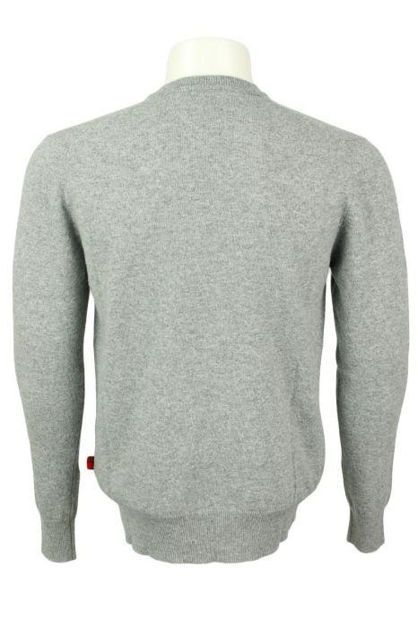 Woolrich Trui V-neck Super Geelong