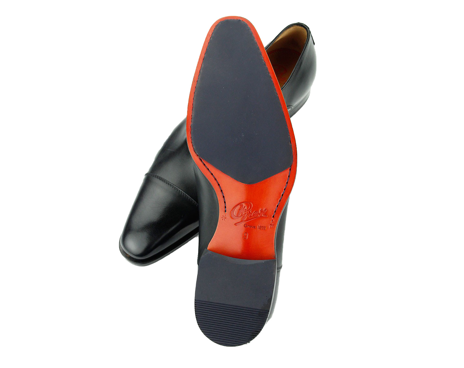 Greve schoenen met historie | Being There herenkleding