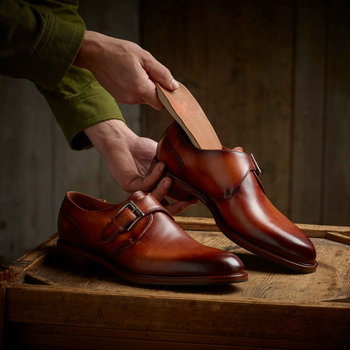 Traditionele Greve schoenen | Being There herenkleding