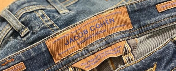 Jacob Cohen | Being There herenkleding