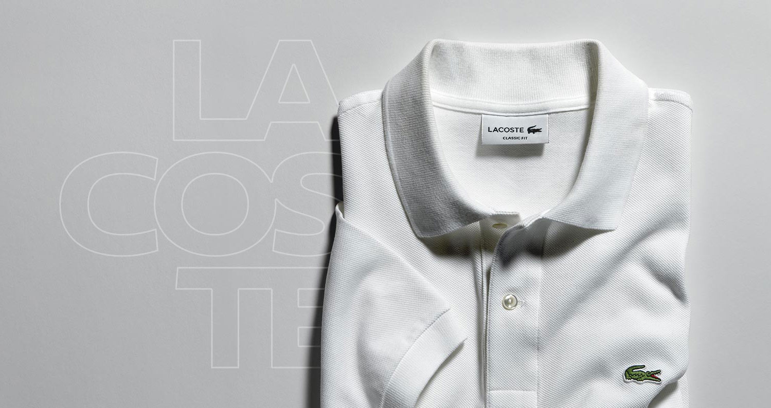 Lacoste polo | Being There