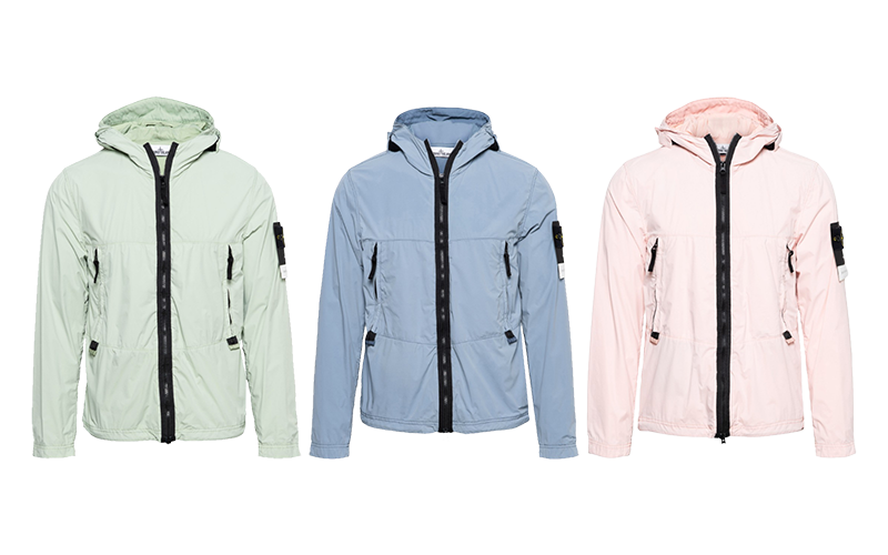 Stone Island Soft Shell | Being There