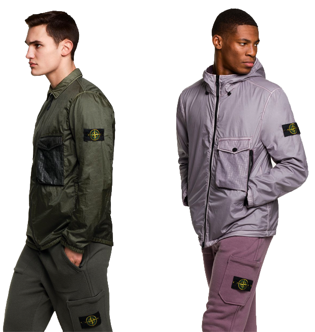 Stone Island SS'021 collectie| Being There herenkleding