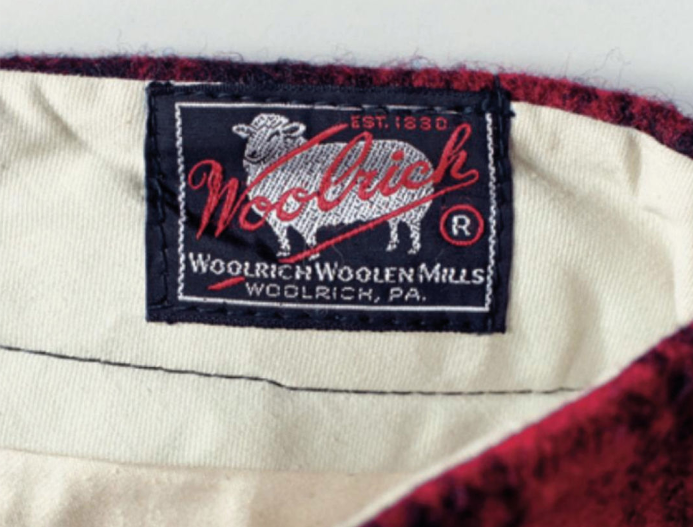 Woolrich Being There herenkleding